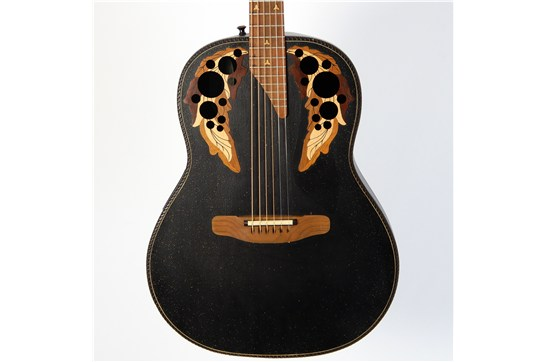 Adamas by Ovation 1681-5 Acoustic Electric w/ OHSC 1996 Black