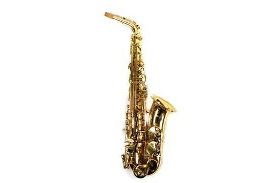 Used Selmer La Voix II Alto Saxophone (SAS280R)