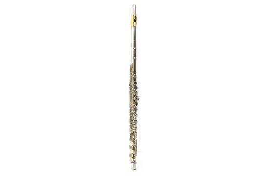 Used Yamaha YFL-471HIIAL Flute w/B Footjoint