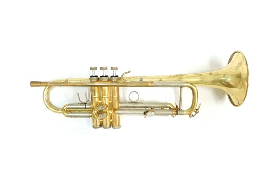 Used Cannonball 789RL Mad Meg Trumpet (Unlacquered)