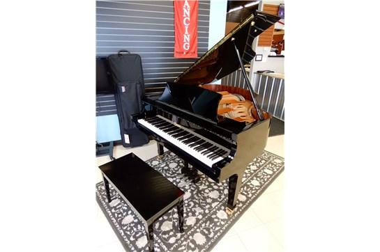 Used Boston Performance Edition GP-163 Grand Piano Polished Ebony