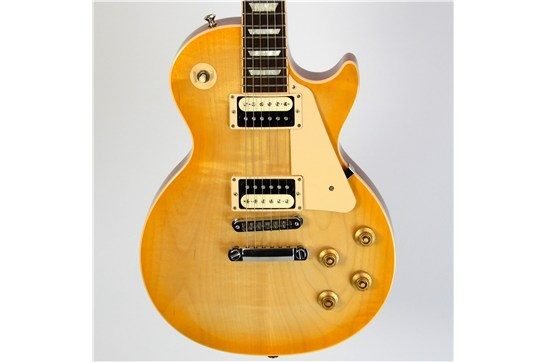 Gibson Les Paul 1960 Classic w/ OHSC & Case Candy 2014 Lemon Burst