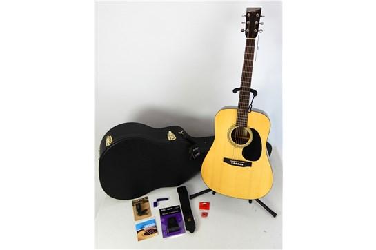 Recording King Acoustic Guitar Bundle