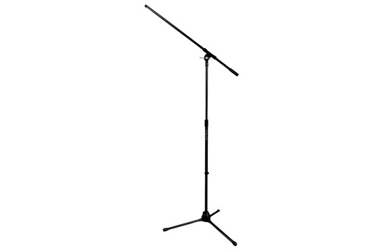 On-Stage Stands 72010 Tripod Mic Stand with Boom