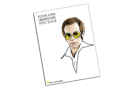Elton John Greatest Hits 1970-2002 for Piano/Vocal/Guitar