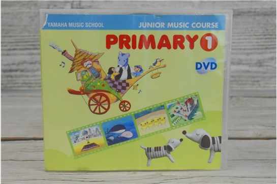 Yamaha Junior Music Course DVD