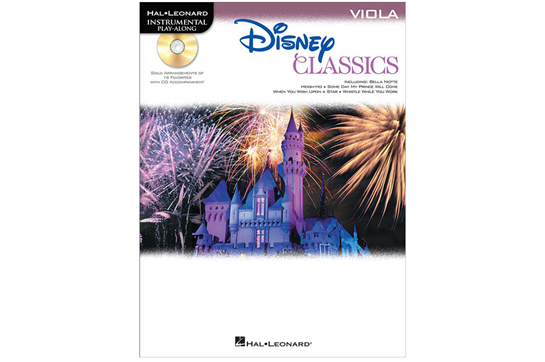 Disney Classics (Viola)