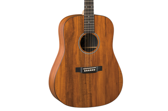 Martin DXK2AE Acoustic-Electric Guitar