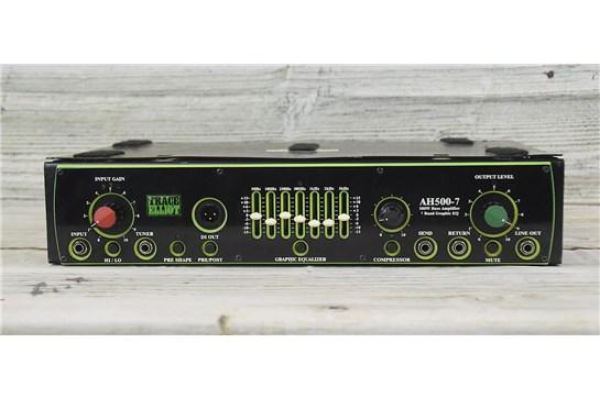 Used Trace Elliot AH500-7 Bass Amplifier Head