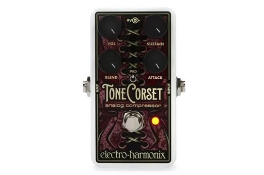Electro Harmonix Tone Corset Analog Compressor