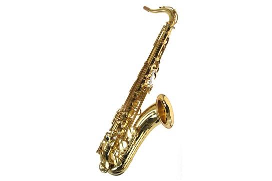 Yamaha YTS82ZII Tenor Saxophone - Gold Lacquer
