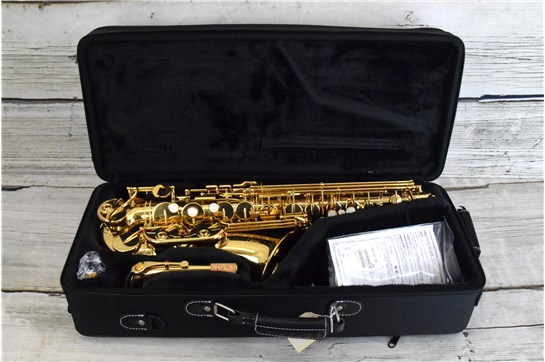 Used Yamaha YAS-62III Alto Saxophone - Gold Lacquer