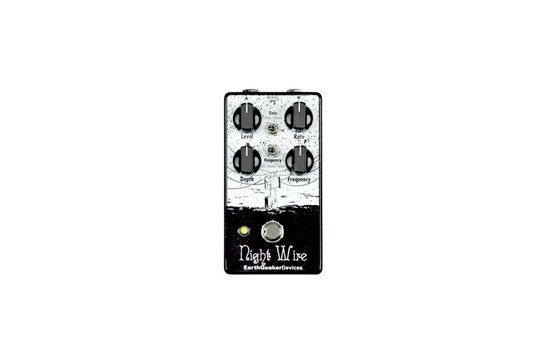 EarthQuaker Devices Night Wire Harmonic Tremolo Guitar Pedal