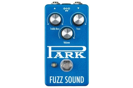 EarthQuaker Devices Park Fuzz Sound Germanium Fuzz Pedal