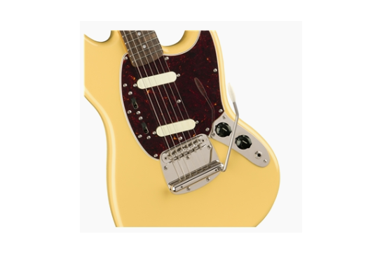 Squier Classic Vibe 60s Mustang (Laurel Vintage White)