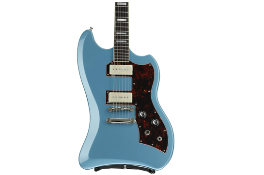 Used Guild T Bird ST P90 (Pelham Blue)