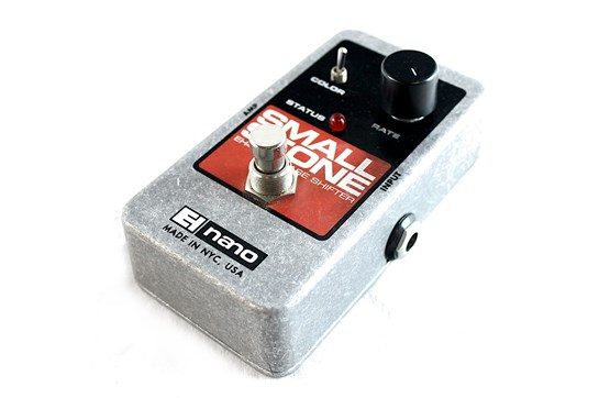 Used Electro Harmonix EHX Small Stone Phase Shifter