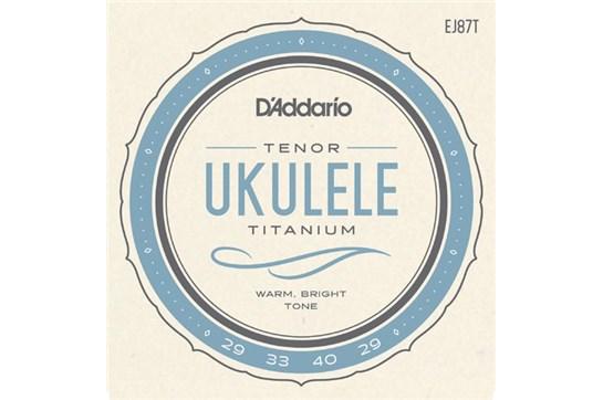 D'Addario EJ87C Tenor Ukulele Strings