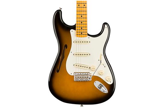 Fender Eric Johnson Thinline Stratocaster (2 Tone Sunburst)