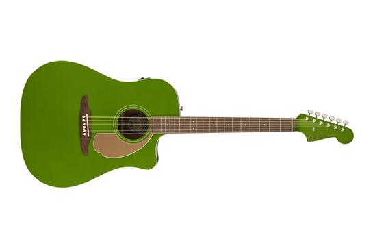 Fender Redondo Player Electric Jade Acoustic Guitar