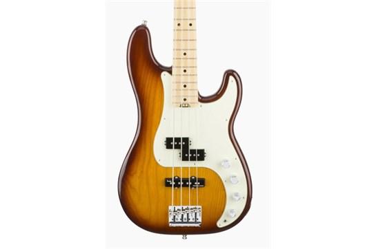 Fender American Elite Precision Bass (Tobacco Sunburst) - Maple Neck