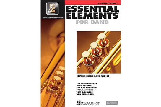 Essential Elements for Bb Trumpet Book 2