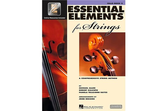 Essential Elements For Strings Cello Book 2
