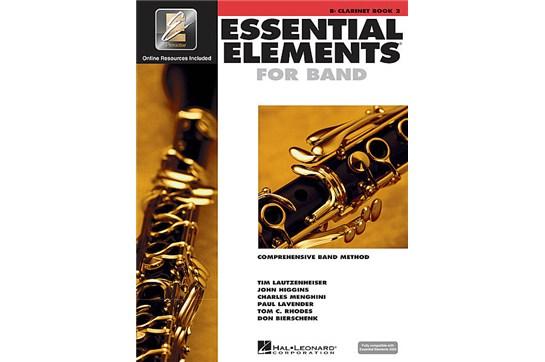 Essential Elements Clarinet Lesson Book 2