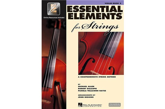 Essential Elements For Strings Violin Book 2