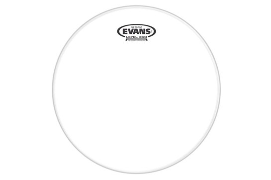 Evans G2 Clear Drumheads