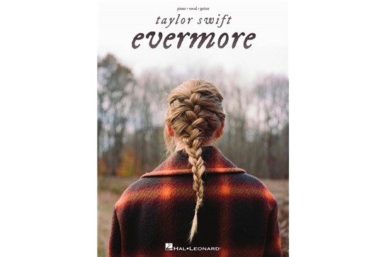 Taylor Swift Evermore - PVG