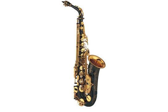 Yamaha YAS-875EX E-flat Alto Saxophone  (Black Lacquered)