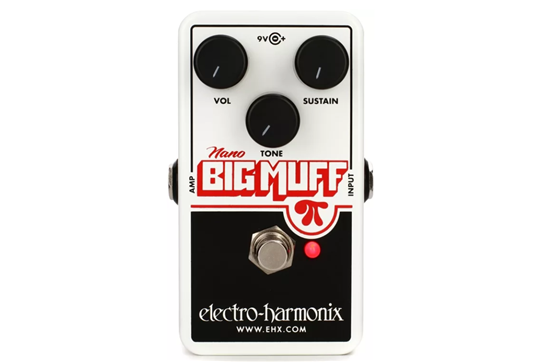 Electro Harmonix Nano Big Muff Pi Distortion/Fuzz/Overdrive