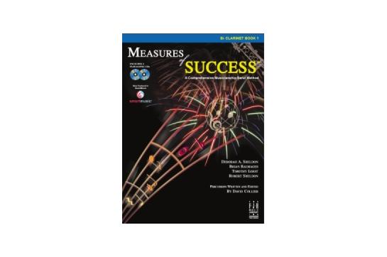 Measures of Success, Alto Sax Book 1