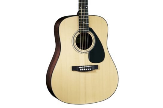Yamaha F3HC Acoustic Guitar (Natural)