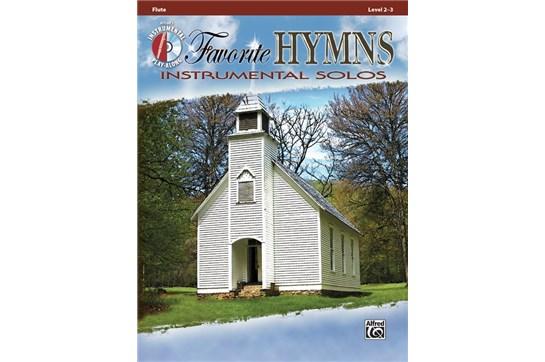 Favorite Hymns Instrumental Solos - Flute