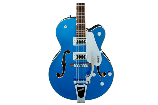 Gretsch G5420T Electromatic Hollowbody Electric Guitar  (Fairlane Blue)