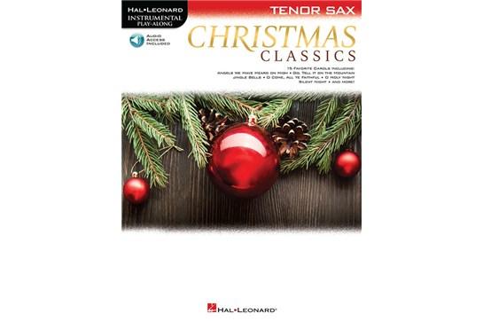 Christmas Classics Tenor Sax