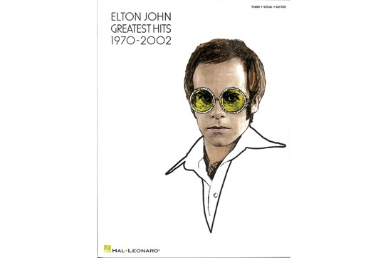 Elton John Greatest Hits 1970-2002 - PVG