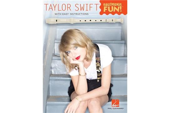 Taylor Swift Recorder Fun