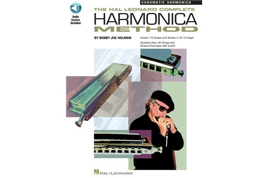 Hal Leonard Complete Harmonica Method - Chromatic