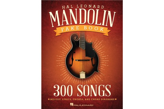 Mandolin Fake Book