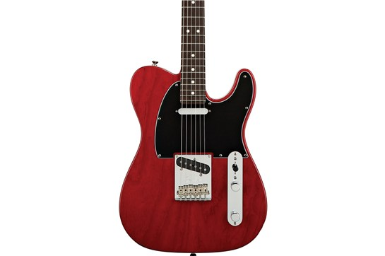 Fender American Standard Telecaster (Crimson Red Transparent / Rosewood)