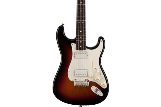 Fender American Standard Stratocaster HH (3-Tone Sunburst / Rosewood)