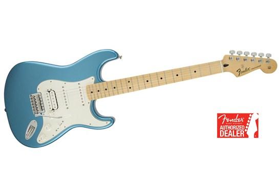 Fender Standard Stratocaster HSS (Lake Placid Blue)