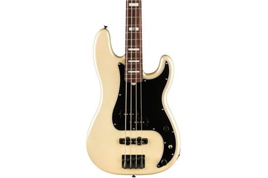 Fender Duff McKagan Deluxe Precision Bass (White Pearl)
