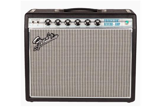 Fender '68 Custom Princeton Reverb Tube Guitar Combo Amp