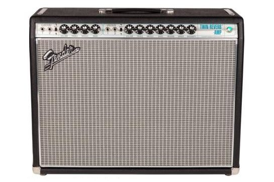Used Fender 68 Custom Twin Reverb Guitar Amp