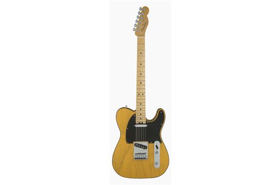 Fender American Elite Telecaster Maple (Butterscotch Blonde)