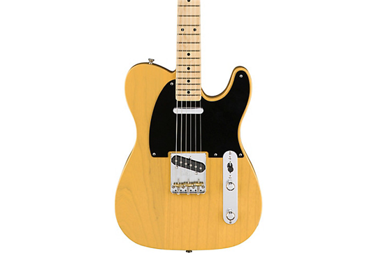 Fender American Original 50's Tele (Butterscotch)